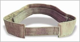 Removable Sweatband Visor