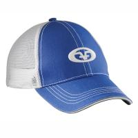 Logo Trucker Cap - Royal/White H1505