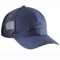 Marlin Shadow Trucker Hat Navy H1785