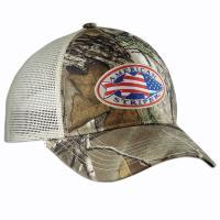 American Striper Realtree® Camo Trucker Hat H1755