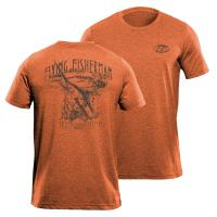 Moondance Tee Heather Orange T1702O