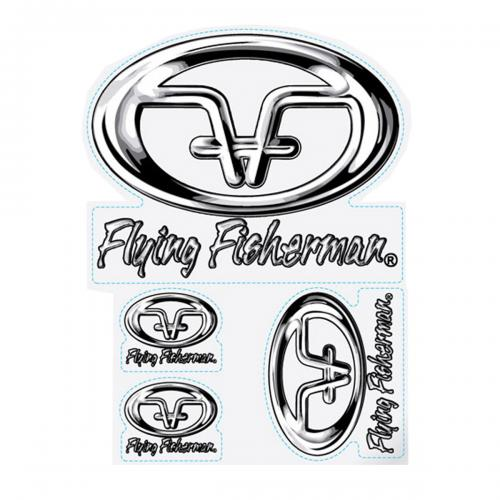 Flying Fisherman Logo Decal Sheet POP-04