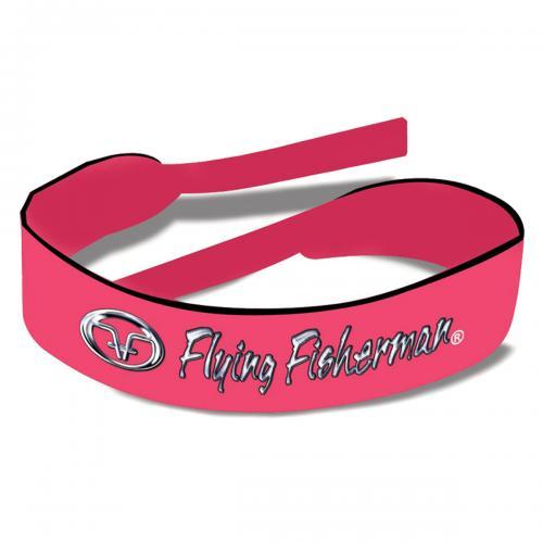 Logo Neoprene Retainer Pink 7635PIN