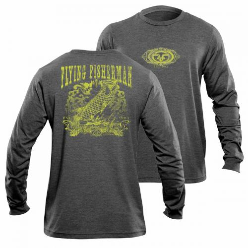 Tarpon Outlaw Long Sleeved Tee TL1704D