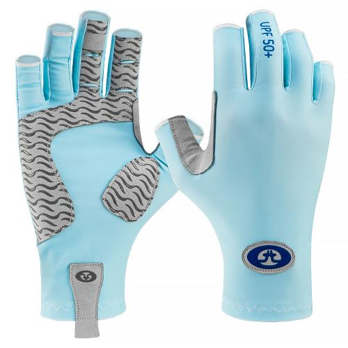 Sunbandit® Pro Series Gloves Bahama Blue G2210