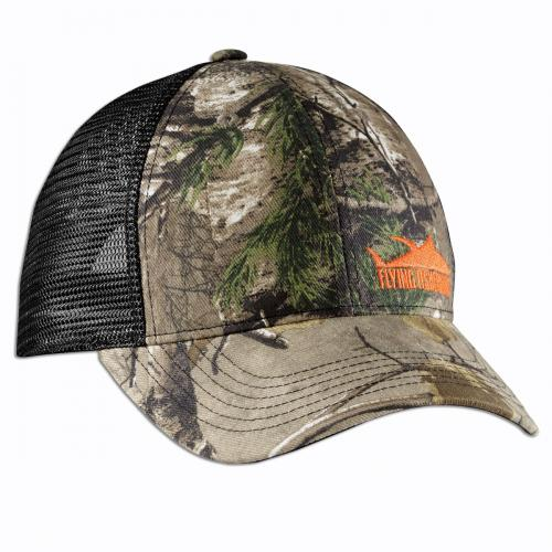 Tuna Realtree® Camo Trucker Hat H1760