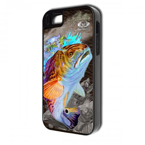 iPhone Case Jason Mathias REDFISH PC80