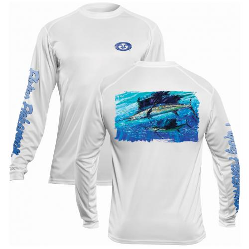 Pasta Sailfish Performance Tee White TL1410W