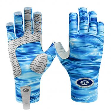 Sunbandit Pro Series Gloves Blue Water G2200