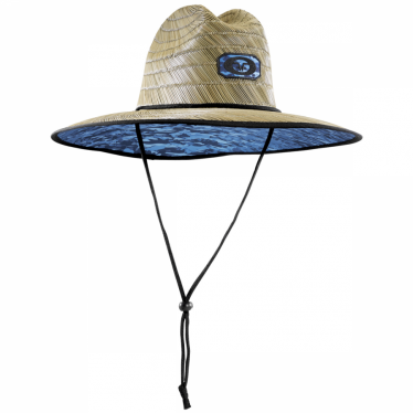 Straw Hat - Water Camo H1806