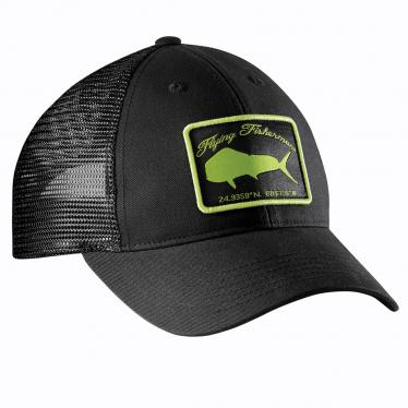 Mahi Trucker Hat - Black H1765