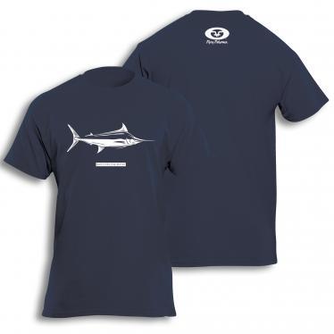 Marlin Tee Navy T1716N