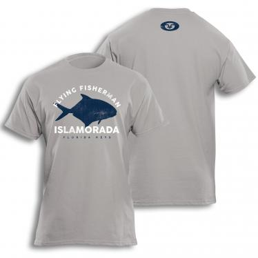 Permit Tee Dark Heather Gray T1719G