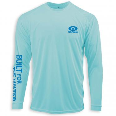 Built for Water Performance Tee Aqua TL1414A
