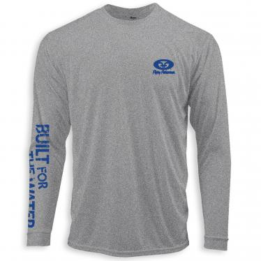Built for Water Performance Tee Gray TL1414G